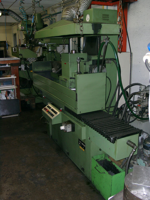 Production of punches